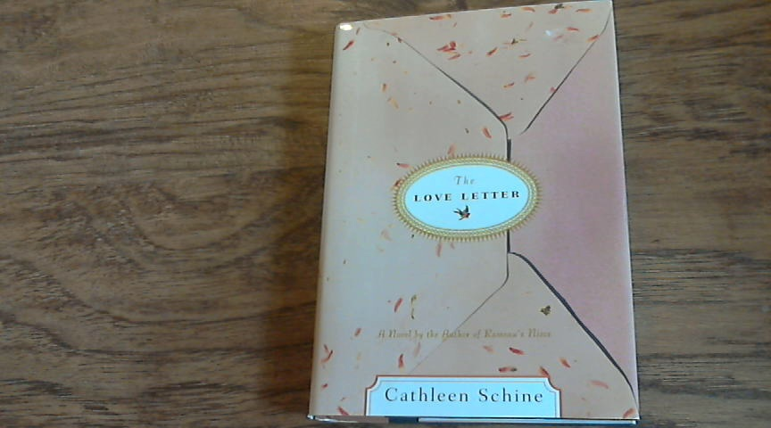 Primary image for The Love Letter By Cathleen Schine (1995 Hardcover)