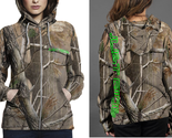Just ride realtree ap camo hoodie fullprint zipper women thumb155 crop