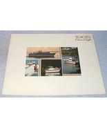 Vintage Chris Craft Boats 1965 Color Illustrated Sales Catalog Brochure - $39.95