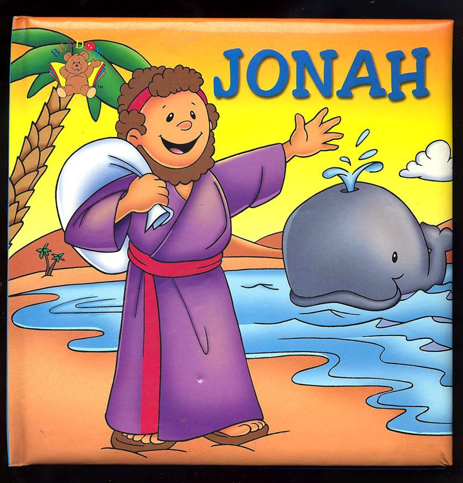 Primary image for  FREEBIE> JONAH