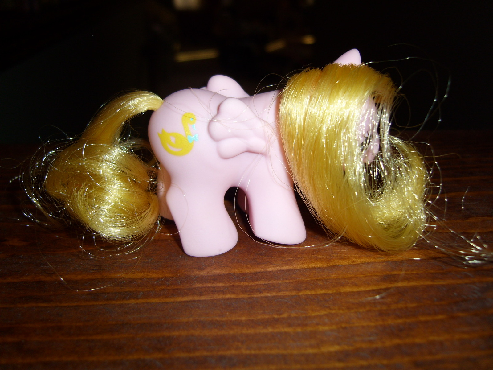 Primary image for My Little Pony G1 newborn Baby Dibbles