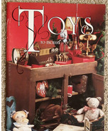Toys to Enchant Various Artists Tole Painting Book Carousel Clowns 1988 ... - $12.98
