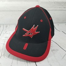 Pacific Headwear 698F M2 Performance FIT Black & Red SIZE S-M(6 7/8 - 7 ... - $7.43