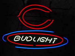 Bud light cubs 775 0030