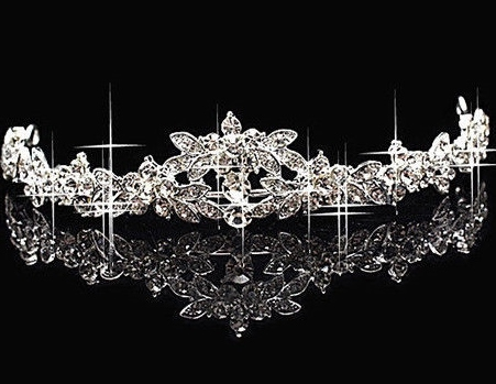Primary image for Crystal Tiara