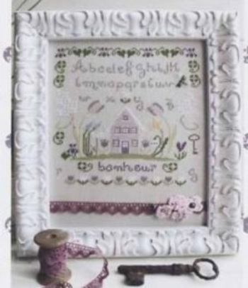 Primary image for Jardin Printemps (Spring Garden) cross stitch chart Madame Chantilly