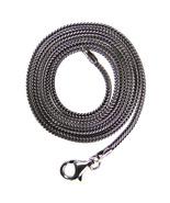 Gerochristo 3400 - Sterling Silver Chain  - 50 cm  - $60.00
