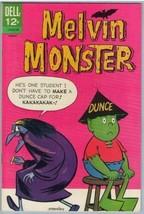 Melvin Monster 9 Aug 1967 NM- (9.2) - $66.21