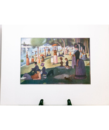 Fine Art Prints - Sunday Afternoon on the Island of La Grande Jatte by S... - $4.95