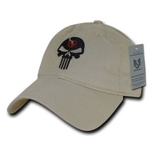 Stone Punisher Skull Military Navy Seal Special Forces Polo Baseball Hat... - $23.99