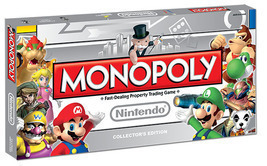 USAopoly MONOPOLY: Nintendo Collector's Edition - $64.95