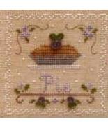 Pie Sweet Treats Cotton Thread Pack cross stitch CCN - Classic Colorworks - $13.50