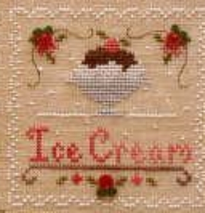 Primary image for Ice Cream Sweet Treats Cotton Thread Pack cross stitch CCN - Classic Colorworks