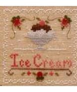 Ice Cream Sweet Treats Cotton Thread Pack cross stitch CCN - Classic Col... - $13.50