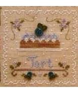 Tart Sweet Treats Cotton Thread Pack cross stitch CCN - Classic Colorworks - $13.50