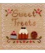 Sweet Treats + BORDER Cotton Thread Pack cross stitch CCN - Classic Colo... - $22.50
