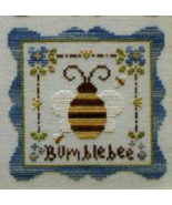 Bumblebee Garden Party  Cotton Thread Pack cross stitch CCN - Classic Co... - $12.60
