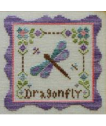 Dragonfly Garden Party  Cotton Thread Pack cross stitch CCN - Classic Co... - $12.60