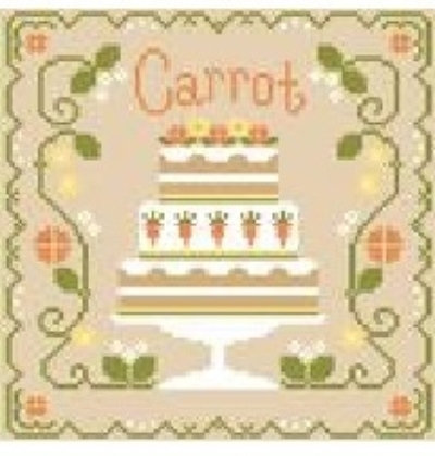 Primary image for Carrot Cottage Cakes Cotton Thread Pack cross stitch CCN - Classic Colorworks