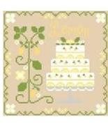 Lemon Cottage Cakes Cotton Thread Pack cross stitch CCN - Classic Colorw... - $12.60