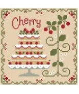 Cherry Cottage Cakes Cotton Thread Pack cross stitch CCN - Classic Color... - $12.60