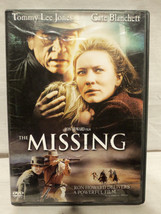 The Missing 2004 Columbia Pictures DVD Drama Cate Blanchett Tommy Lee Jo... - $14.69