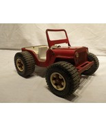 Vintage 1960's Red Tonka Dune Buggy Steel Toy J... - $48.99