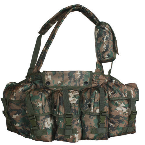 Primary image for Tactical Military Police 7 Pocket Spec Op Chest Rig - MARPAT Marine Digital Camo