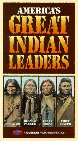 Primary image for America's Great Indian Leaders [VHS] [VHS Tape]