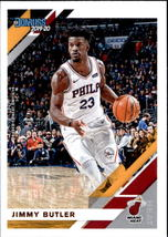 Jimmy Butler 2019-20 Donruss Card #152 - $0.99