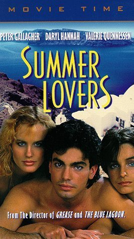 Summer Lovers [VHS] [VHS Tape] [1982] - DVD, HD DVD & Blu-ray