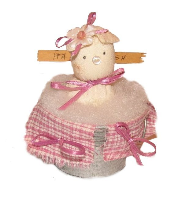 Pig hawg wash in tub pink front