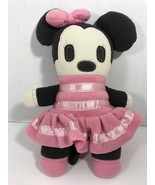 "Disney Minnie Mouse Pook-a-Looz Plush Doll 12"" Disney Park - $19.79"