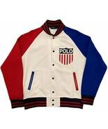 Polo Ralph Lauren Men's 1992 Olympics Chariots of Fire Track Jacket M L ... - $164.99