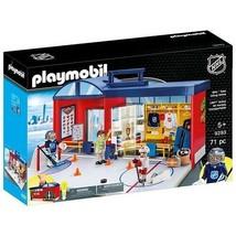 Playmobil - NHL Take Along Arena (9293) - $87.94