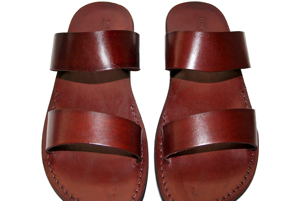 Primary image for Brown Bio Leather Sandals