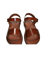 Brown Desert Leather Sandals - New Collection - $65.00
