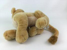 "Disney Store The Lion King Laying Young Nala Lioness 14"" Plush Stuffed Toy image 7"