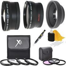 Lens/Filter Accessory Kit For Nikon D5500 D5300 D5200 D5100 D5000 D3200 D3100 - $79.99