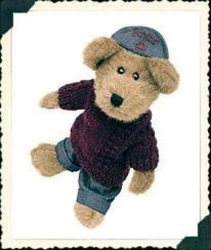 BOYDS BEARS 'Leo Bruinski' 10' J.B.Bean* Plush* #918320* New * 1998 *Retired