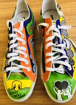 Lmtd Edition Painted Converse Shoes - $49.50