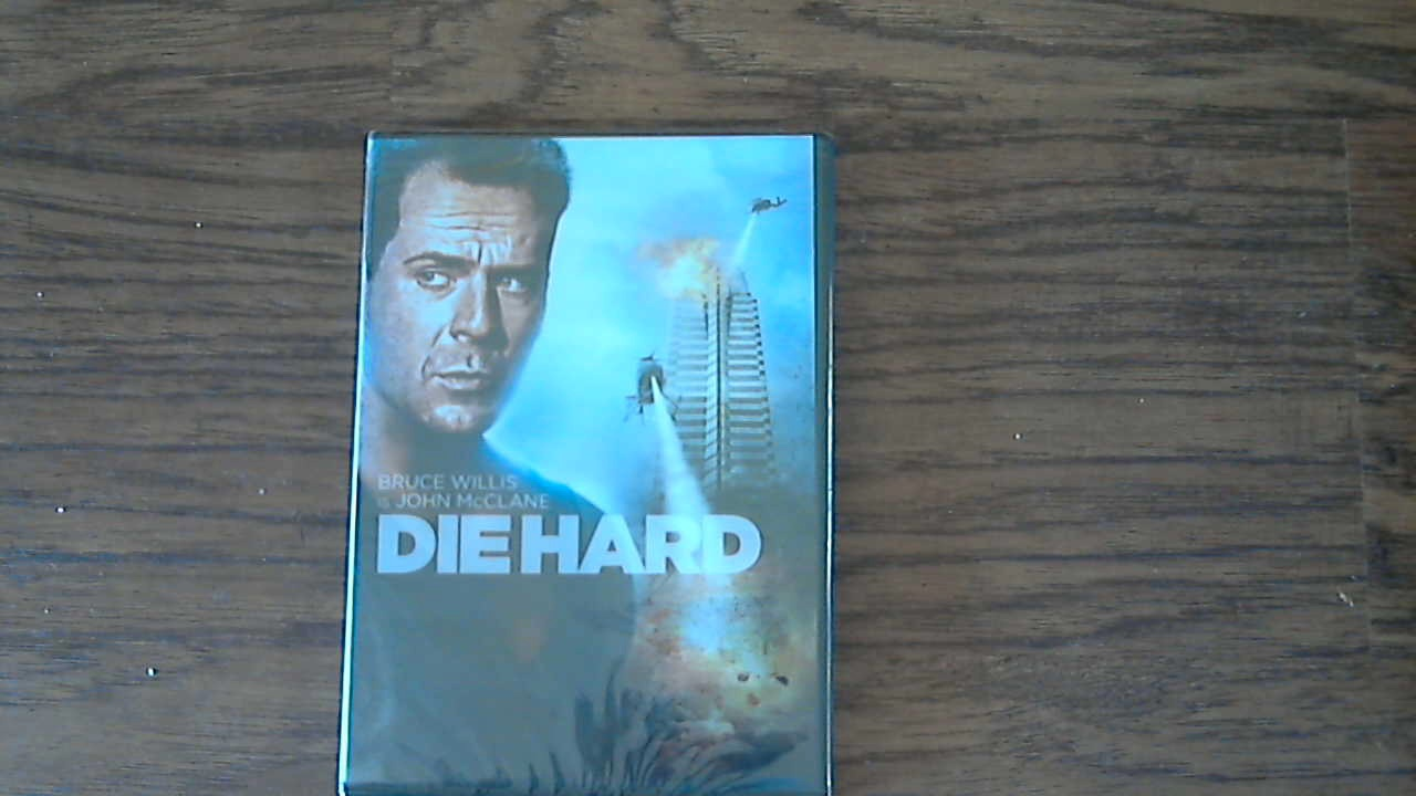 Primary image for Die Hard DVD (2013, Widescreen) Bruce Willis Brand New and Sealed