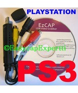 PS3 XBOX 360 Grabber USB CAPTURE CARD - HD video to YT - $17.63