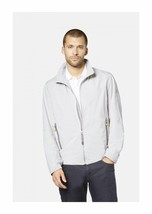 BUGATTI Clothing Man Bomber Jacket BUGATTI Blousonla Blouse Light Of Be Vis - $258.65