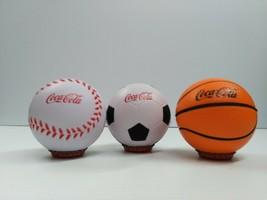 Coca-Cola Squishy Mini-Sports Balls Set - Free Shipping - $11.88