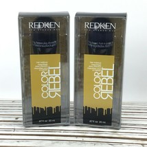 2 REDKEN Color Rebel / Temporary Hair Makeup / Gilty as Charged / Golden Blonde - $16.48