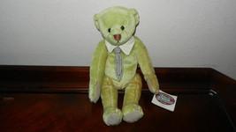 Ganz Cottage Collectibles Teddy Bear ~ Lionel ~ Lorraine Chien - $37.99