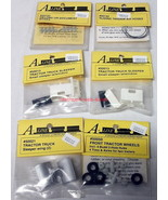 A-Line/PPW~HO~Truck Tractor Detail Parts~50013,50021,50050,50123,50142~W... - $20.00