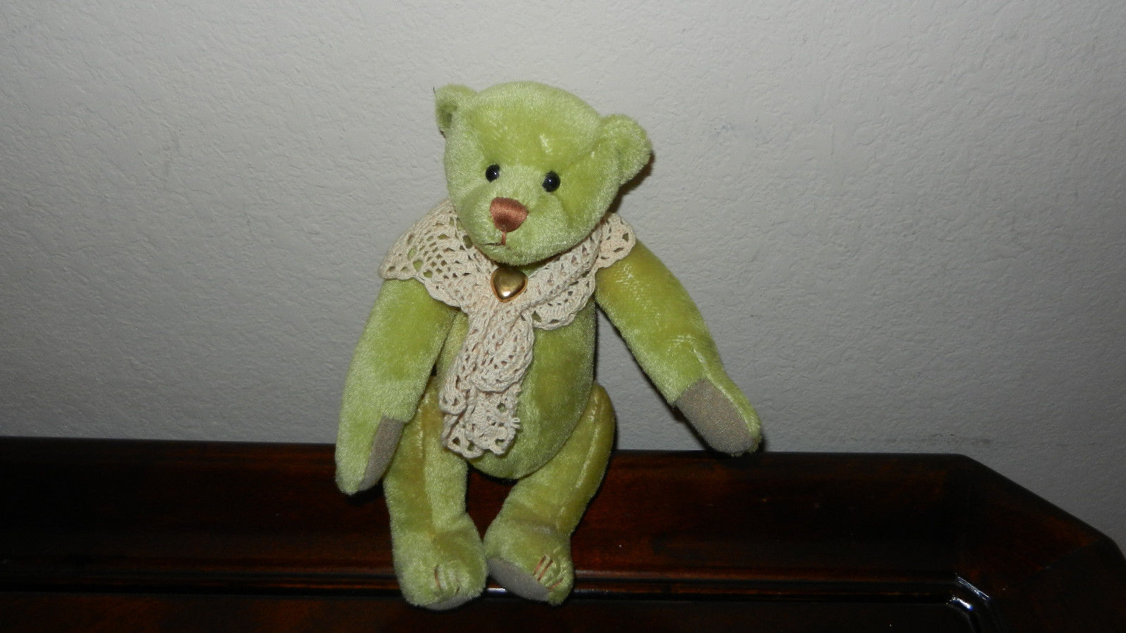Primary image for Ganz Cottage Collectibles Teddy Bear ~ Clementine ~ Lorraine Chien