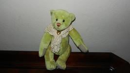 Ganz Cottage Collectibles Teddy Bear ~ Clementine ~ Lorraine Chien - $29.99